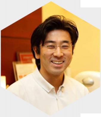 古田博久 先生